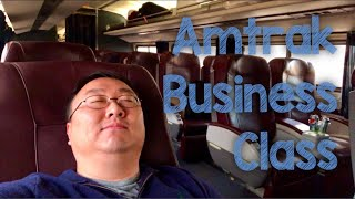 Get Amtrak merchandise here... http://amzn.to/2nGm4Ds Business Clas...