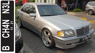 In Depth Tour Mercedes Benz C240 [W202] (2000) - Indonesia