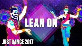 Just Dance 2017: Lean On by Major Lazer Ft. MØ & DJ Snake - Official Track Gameplay [US]
