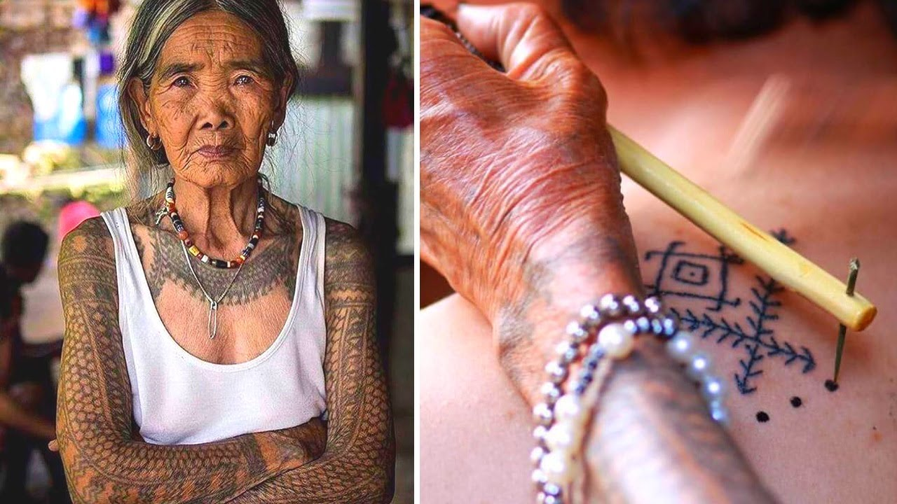 100 year old apo whang od is the last traditional kalinga tattooist in the world youtube. Black Bedroom Furniture Sets. Home Design Ideas