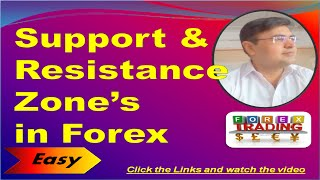 3   Support and Resistance Zone in Forex, Forex Course in Urdu Hindi