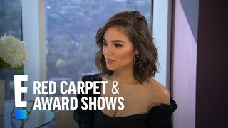 Olivia Culpo Talks Preparing For Steamy