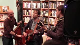 """Andrew Bird - """"Headsoak"""" at Grimey's Too, 3/7/2013"""
