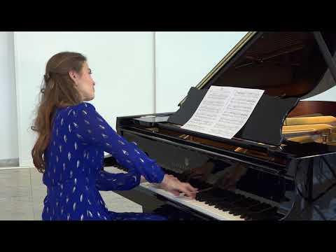 Anna Sutyagina plays Vincent A Jockin: Valse Opus 20 n°1