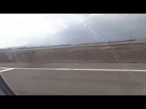 Decollo Easyjet da Larnaca per Milano 10/09/2014