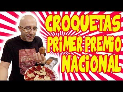 Mejores Croquetas de España 2013 – Restaurante Serrano – Astorga