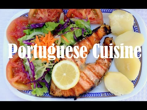 Portuguese Cuisine - An introduction to Portuguese food guide