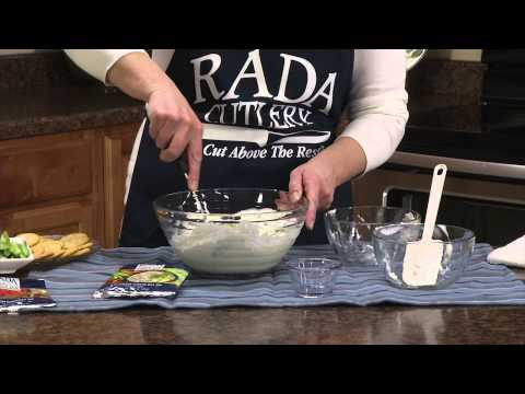 Quick Mix Dips | RadaCutlery.com