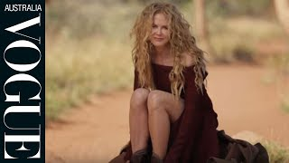 Nicole Kidman speaks about the power of Uluru