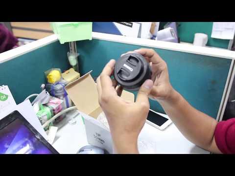 Unboxing dan Review Canon Lens EF 50mm...
