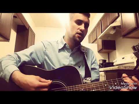 Brett Young - Mercy Cover by NATE A.K.