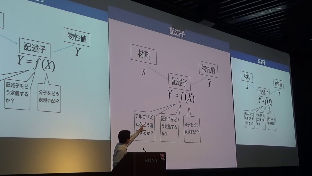 Image from PyData.tokyo One-day Conference 2018 Session3