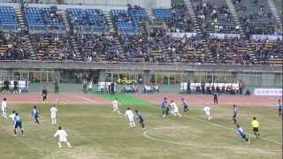 2012 J2 第7節 対ザスパ草津戦 10 試合終了