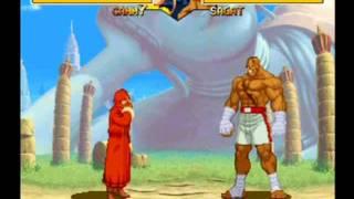 Street Fighter Alpha 2 Gold - Cammy