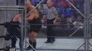 undertaker vs big show steel cage pàrt 1