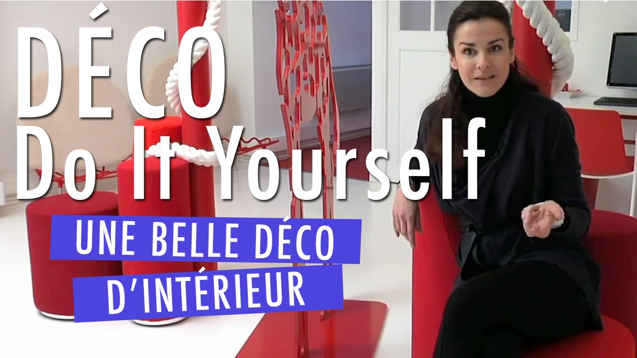Une belle d coration d 39 int rieur diy d co youtube - Belle decoration d interieur ...