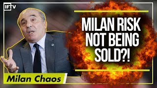 AC MILAN WON'T BE SOLD?! COMMISSO STILL TRYING! | Serie A Transfer News