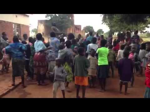Malawi kadewere orphanage Mulanje 2013