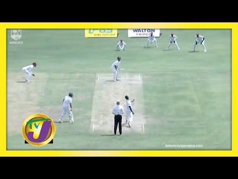 West Indies vs New Zealand | TVJ Sports News
