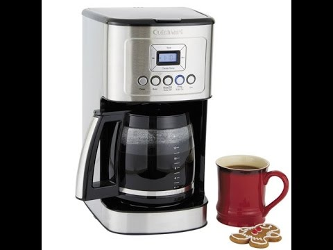 Best deal Cuisinart DCC 3200 Perfect Temp 14 Cup Programmable Coffeemaker,  Stainless Steel