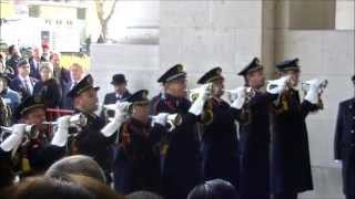 Last Post Menenpoort Ieper 11 november 2014