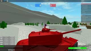 Roblox Tankery:T110E5