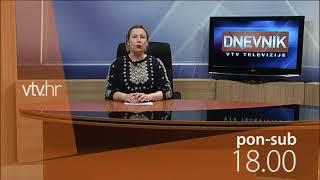 Vtv dnevnik najava 11. ožujka 2019.