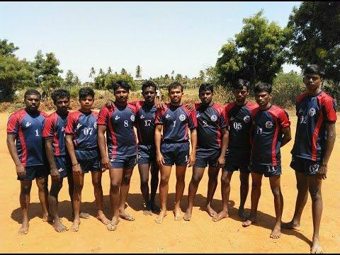 7 Lions vs rathinam college