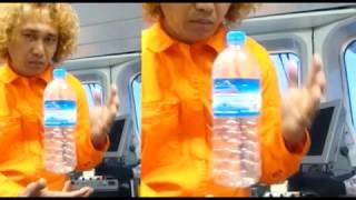 Membongkar trik sulap angkat botol (hiburan pelaut)