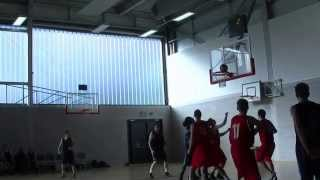 Daniel Gregory Oaklands Wolves Basketball 2013-14 Mix