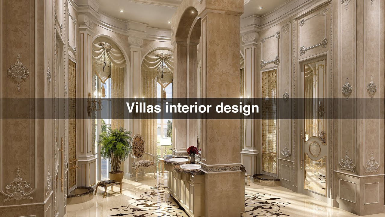 Captivating Luxury Villas Interior And Exterior Design   Abu Dhabi   YouTube