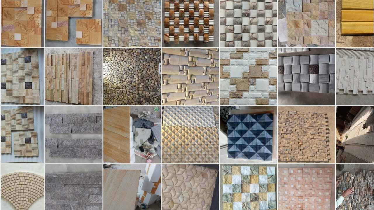 Home Exterior Wall Tiles Design | Flisol Home