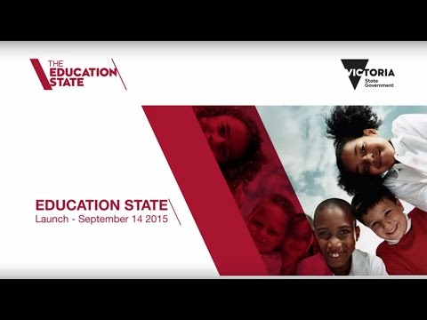 Education State Launch at Wellington Secondary College