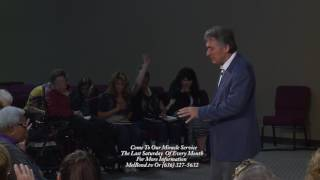 Hip Healed Instantly Miracle - Mel Bond
