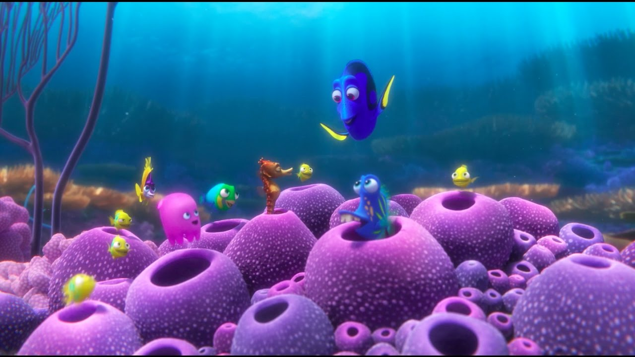 Finding dory release date in Perth