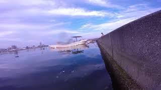 2018.6.22 須磨浦漁港 西波止の内側