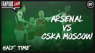 Arsenal 4 - 1 CSKA Moscow