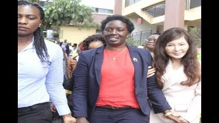 Rosemary Odinga: I'm learning to adjust to my new condition