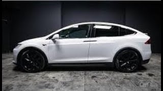 2020 Tesla Model X Raven Long Range Performance BRAND NEW Highlights and Review
