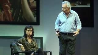 Le Mensonge   Pierre Arditi, Evelyne Bouix    Odyssud Blagnac