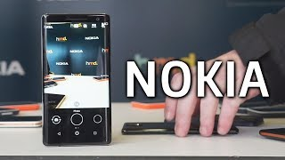 Nokia 8 Sirocco and Nokia 7 Plus Hands-On: Object D'art