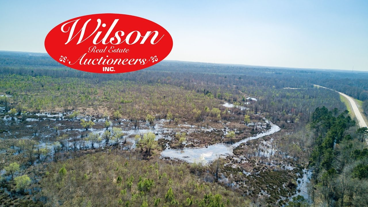 ABSOLUTE LAND AUCTION ESTATE TOUR~ BEEBE, AR, LONOKE & WHITE COUNTY
