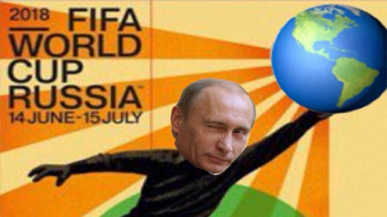 Putin Funny World Cup 2018 Memes