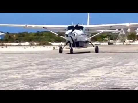 Fly Watermakers Air to Staniel Cay!