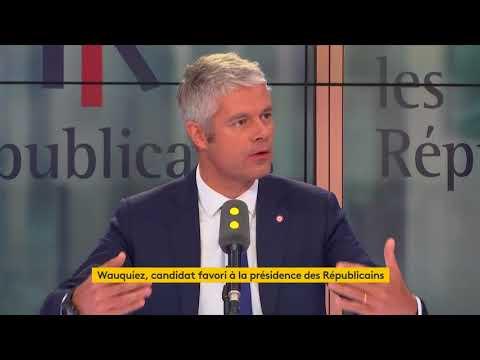 Laurent Wauquiez invité de France Info le mercredi 13 septembre