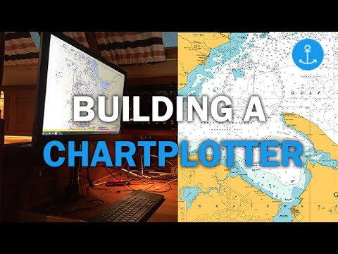Marine Chartplotter PC - Open CPN on ASUS QM1