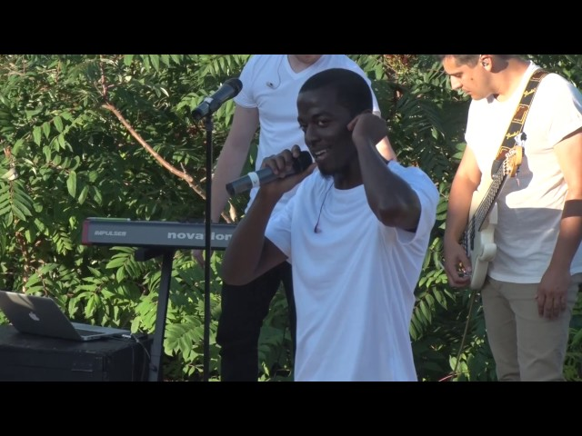 Union Plaza Cultural Concerts: Phip Phippa