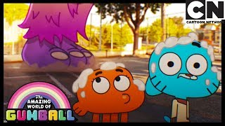 Gumball | Hectors Friend Request | The Colossus | Cartoon Network