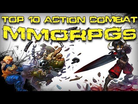 Top Ten Action Combat MMORPGs