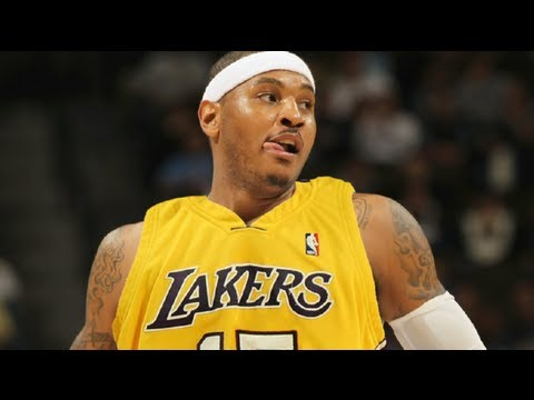 Carmelo Anthony Lakers? - NBA Free Agency 2014